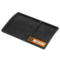 HPI 101998 Small Rubber Hpi Racing Screw Tray (Black) - HPI-101998