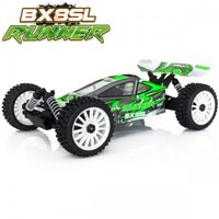 HOBBYTECH 1/8 Buggy 16T Brushed RTR BX8 Runner - Green - HT-SL.BX8.RUNNER-G