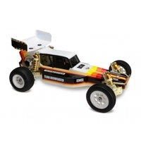 Jconcepts Detonator Rc10 Classic Body With 5.5Wing - Jc0264