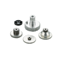 KO PROPO SERVO GEAR SET NO 30100 - KO35539