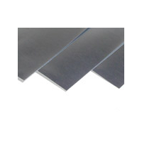 "K&S 255 Aluminium Sheet 0.016 x 4 x 10"" (6 Packs of 1) - KSE-0255"
