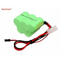 Rovan 6V 4500Mah Ni-Mh Battery Pack - Ksrc63001-3