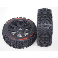 Louise World B-Pioneer 1/8 Buggy Tyres Sport Compound - Lt3131B