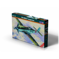 "Mistercraft C-07 1/72 Fw-190D-9 ""Langnasen"" Plastic Model Kit - MSC-C07"