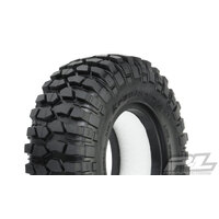 "PROLINE CLASS 0 BFGOODRICH® KRAWLER T/A® KX (BLUE LABEL) 1.9"" (3.85"" OD) G8 ROCK TERRAIN TRUCK TIRES (2) FOR FR-RR - PR10171-14"