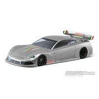 PROTOFROM GIANNA GT L/W PAN CAR CLEAR BODY - PR1534-25