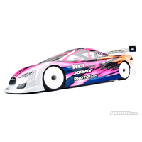 PROTOFORM TYPE-S 190MM X-LIGHT WEIGHT CLEAR TOURING CAR BODY - PR1560-20