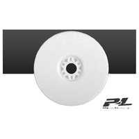 PROLINE VELOCITY V2 WHITE FRONT OR REAR 1-8TH BUGGY WHEELS 4PCS - PR2702-04