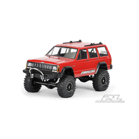 PROLINE JEEP CHEROKEE CLEAR CRAWLER BODY - PR3321-00