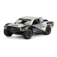 PROLINE RAM 2500 CLEAR BODY FOR SC TRUCKS - PR3441-00