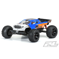 BRUTE CLEAR BODY FOR ARRMA OUTCAST & NOTORIOUS - PR3526-00