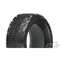 "PROLINE PRISM 2.0 2.2"" 4WD Z3 (MEDIUM CARPET) OFF-ROAD CARPET FR TIRES (2) - PR8284-103"