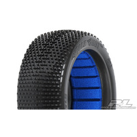 PROLINE HOLESHOT M3 SOFT OFF-ROAD 1-8 BUGGY TIRES ONLY - NO INSERT 1PC - PR9041-54