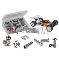 YOKOMO B-MAX4 III STAINLESS STEEL SCREW KIT - RCYOK014