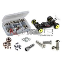 YOKOMO YZ-2 STAINLES SCREW KIT - RCYOK018