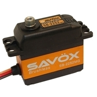 Savox #Digital Servo With Brushless Motor .045 - Sav-Sb2252Mg