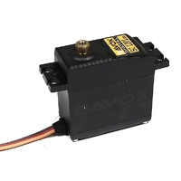 Savox Digital Coreless Servo 40.7X20X42.4 25Kg - Sav-Sc1201Mg