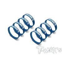 TWORKS Tire Gluing Band ( 1/8 Buggy ) 8pcs - TA-136-A