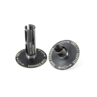Team Durango TD210036 Two Way Slipper Hubs - TD210036