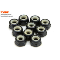 Team Magic 3.5Mm Lock Nut (10) - Tm111164