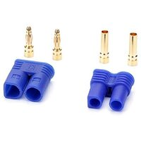 EC2 2 MM PLUG MALE FEMALE PLUG SET - VSKT-0118B