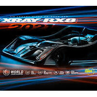 XRAY RX8.3 - 1/8 LUXURY NITRO ON-ROAD CAR - XY340008